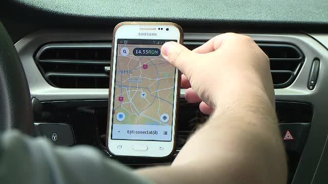 Sofer Uber ,Bolt sau Blackcab
