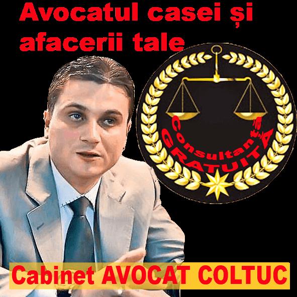 avocat coltuc este avocat online romania